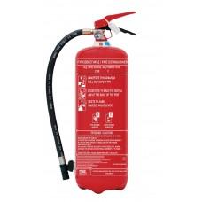Πυροσβεστήρας 6Kg Ξηράς Σκόνης BC90%